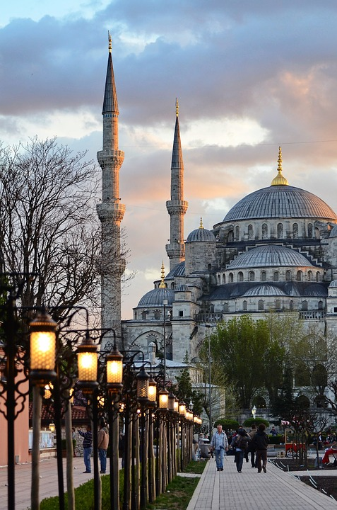 Treat yourself to an exotic trip to Istanbul