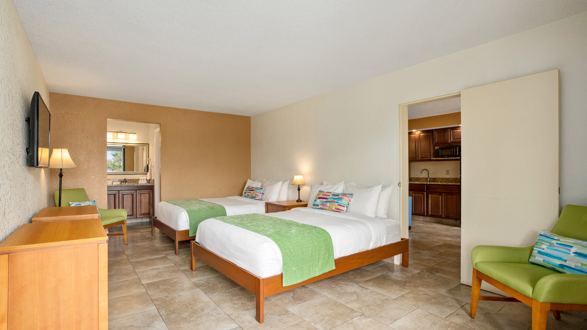 Park-Royal-City-Orlando-Habitacion-Two-Beds